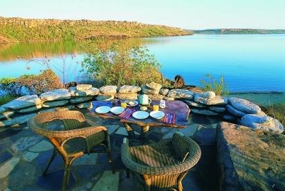 Breakfast at Faraway Bay